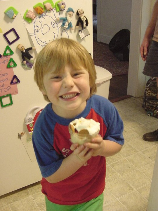 Nanner puddin'